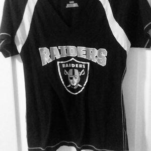 NFL Raiders T Shirt